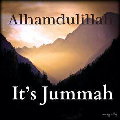 Jummah mubarak – Piece Of Islam